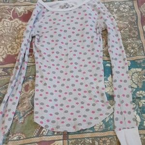 Polka dotted thermal